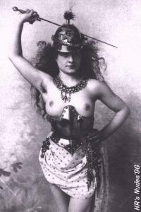 Rhine Maiden as Roaring Girl