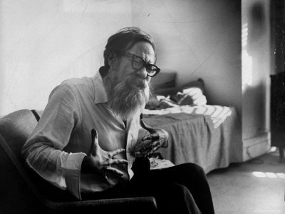 986660american-poet-john-berryman-expressing-himself-while-sitting-in-his-semi-empty-apartment-posters
